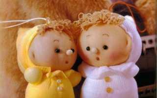Куклы из капрона – пошаговая инструкция изготовления детской игрушки