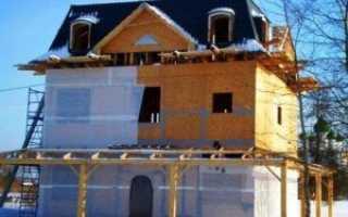 Пароизоляция для стен деревянного дома снаружи и внутри: особенности
