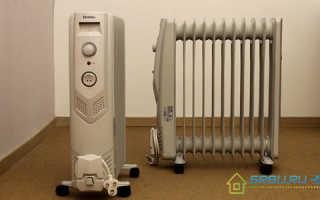 Как выбрать бытовой масляный радиатор