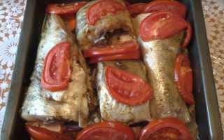 Судак в духовке: как приготовить вкусно
