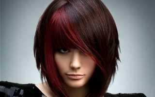 Стрижки на средние волосы с челкой: виды красивых и модных укладок