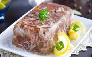 Холодец в мультиварке – как пошагово приготовить из курицы, говядины и свиных ножек по рецептам с фото