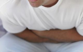 Атония кишечника – лечение лекарственными препаратами, народными средствами и диетой