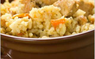 Плов в мультиварке с курицей: как приготовить вкусное блюдо