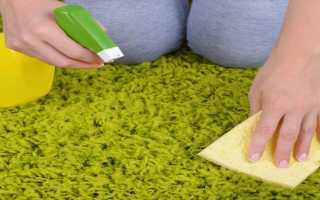 Как почистить ковер от грязи содой и уксусом в домашних условиях