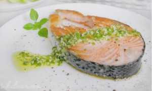Кета в духовке – вкусные рецепты приготовления запеченных стейков или котлет из рыбы с фото