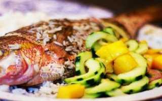 Окунь в духовке – рецепты приготовления с фото