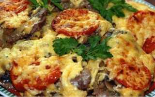 Куриные отбивные в духовке – как готовить с помидорами, сыром, грибами, луком, ананасом или по-французски
