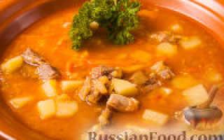 Чечевичный суп: как приготовить