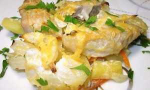 Свинина с картошкой в духовке: как приготовить блюдо