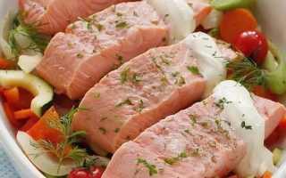 Семга в духовке: как приготовить вкусную рыбу