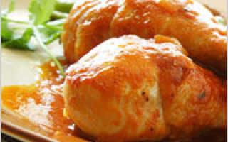 Соус для курицы в духовке: как приготовить вкусную подливу к блюдам, фото и видео
