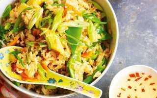 Рис с яйцом по-китайски – как готовить с курицей, креветками или крабовым мясом