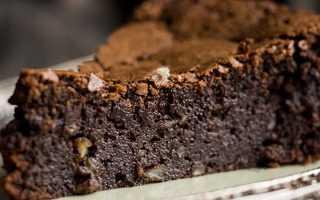 Шоколадный пирог – как приготовить в домашних условиях по рецептам с фото в духовке и мультиварке