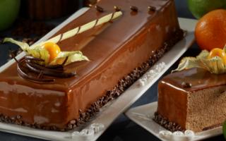 Шоколадная глазурь для торта: как сделать украшение