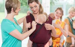 Слинг для новорожденного – рейтинг самых удобных, как правильно надевать и отзывы врачей