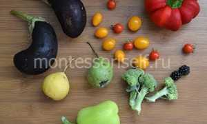 Поделки из овощей для детского сада: простые пошаговые инструкции с фото и видео