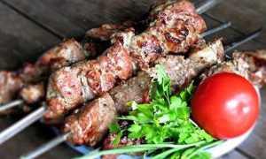 Шашлык из свинины: приготовление сочного мяса, фото и видео