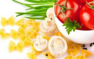 Диета при подагре и повышенной мочевой кислоте – что можно есть