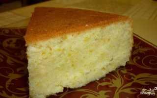 Творожный кекс – как приготовить пошагово в духовке или мультиварке с видео