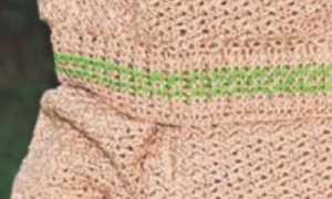 Шорты крючком для девочки: мастер-класс по вязанию