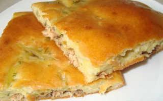 Пирог с сайрой в духовке: рецепты приготовления с картошкой и рисом