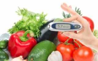 Что можно есть при диабете – список разрешенных продуктов и напитков, меню с рецептами блюд