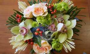 Составление букетов из живых цветов – дизайн и техника оформления минибукета, как составлять