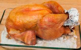 Курица на соли в духовке, запеченная целиком на противне, рецепты приготовления с фото