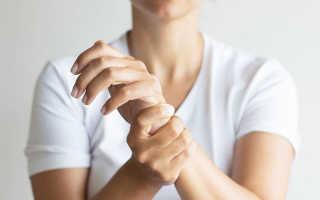 Лечение боли в суставах рук в домашних условиях, причины заболевания