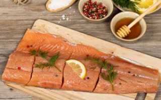 Шашлык из красной рыбы – как сделать маринад для запекания на шампурах или решетке с травами или вином