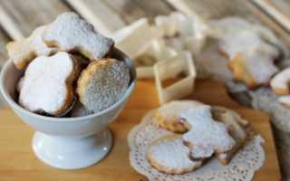 Печенье на майонезе вкусное, фото