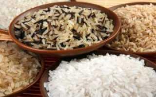 Очищение организма рисом для похудения в домашних условиях: тибетский метод