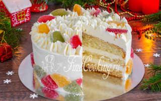 Бисквитный торт: простые рецепты приготовления в домашних условиях