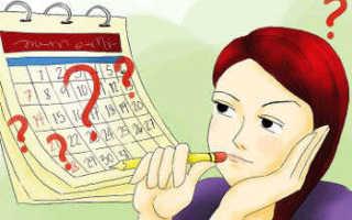 Сколько длятся месячные: как считать продолжительность цикла и причины изменения длительности менструации
