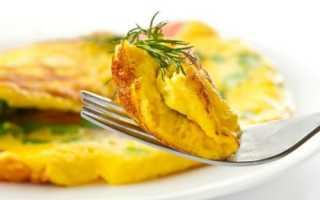 Омлет на сковороде: как правильно приготовить вкусное блюдо из яиц, молока, колбасы и помидоров