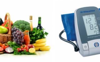 Как повысить давление при беременности: список продуктов, фруктов и ягод