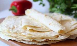 Можно ли есть лаваш при похудении – калорийность, польза на диете и виды хлеба