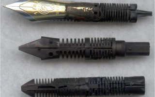 Перьевая ручка – рейтинг лучших моделей с описанием и ценами, как расписать, промыть и почистить