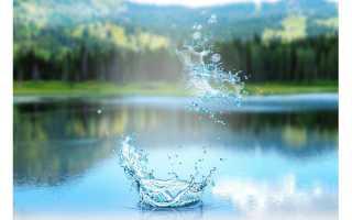 Свойства минеральной воды
