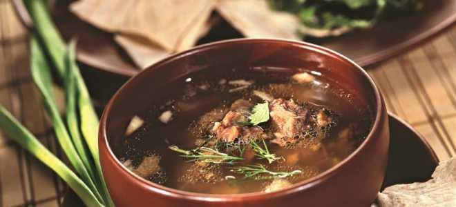 Хаш – что это, как готовить армянское блюдо