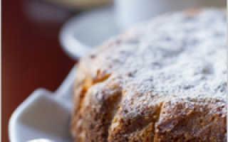 Пирог на кефире в духовке: как быстро приготовить тесто и начинку