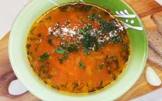 Суп с фасолью – рецепт приготовления из белых, красных или консервированных бобов вкусного блюда с фото