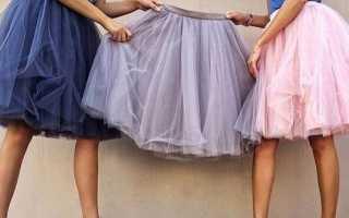 Как накрахмалить платье для пышности