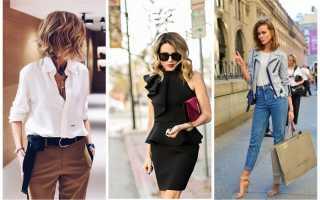 Модные и стильные вещи, которые всегда в тренде