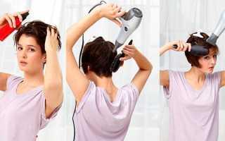 Правила применения фена для сушки и укладки волос