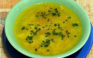 Вермишелевый суп: как приготовить вкусное блюдо