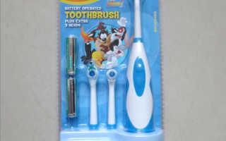 Как выбрать электрическую зубную щетку для ребенка