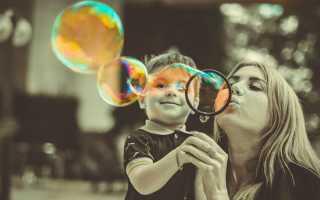 Мыльные пузыри в домашних условиях – пошаговые рецепты приготовления мыльного состава