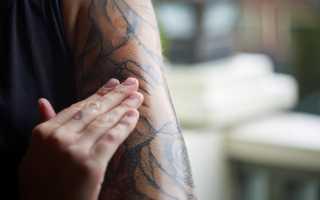 Как правильно ухаживать за татуировкой после нанесения